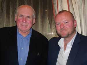 Bayville Trustees John Taylor and Tim Charon